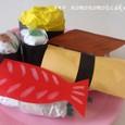 折り紙でお寿司